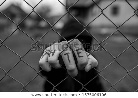 hate crime stock photo © lightsource