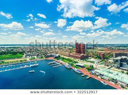 harbor scenery Stock photo © prill