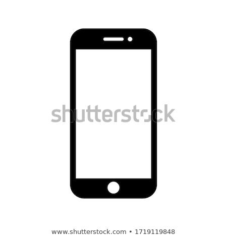 wereld · telefoon · cel · smart · mobiele · 3D - stockfoto © ojal