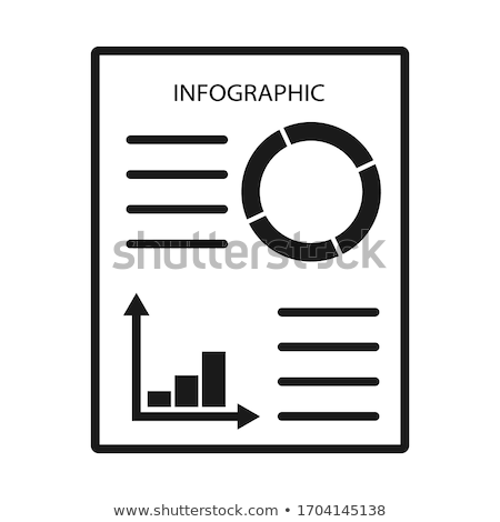Etiket örnek kâğıt vektör soyut Stok fotoğraf © auimeesri