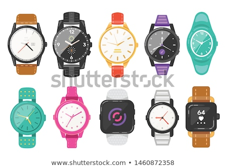 Watch – Vector illustration stock photo © Mr_Vector