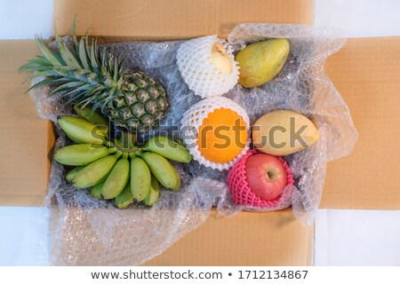 sustainable fruit shipment Stock photo © franky242