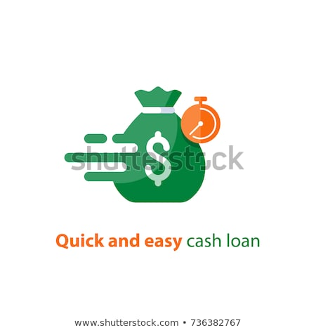 Installment Loans in Cash Stock photo © stevanovicigor