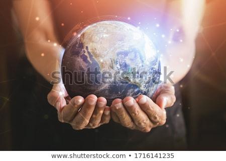 世界中 · お金 · 軌道 · 世界 · 市場 · ドル - ストックフォト © tang90246