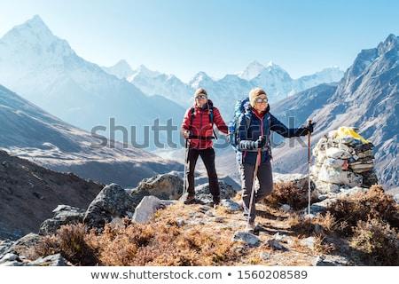 trekking Stock photo © adrenalina
