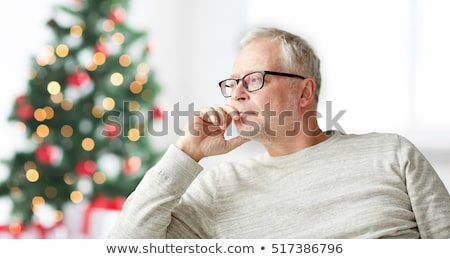 Holiday Depression Concept Stock photo © Lightsource