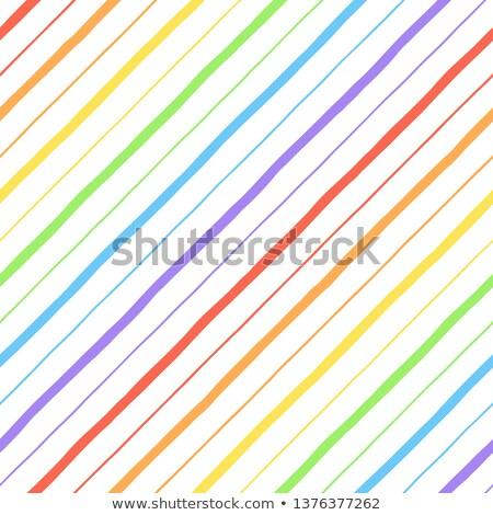 Vettore senza soluzione di continuità ondulato diagonale Foto d'archivio © CreatorsClub