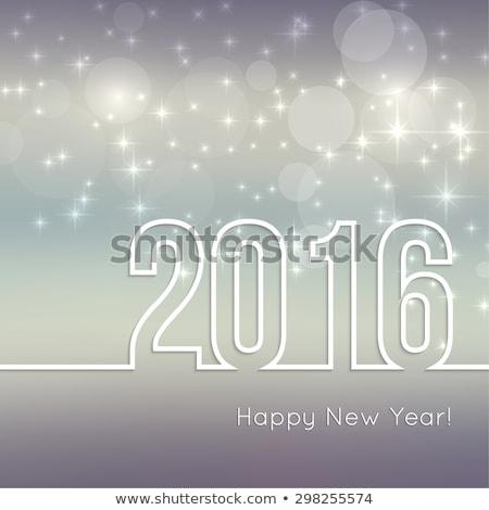 2016 · bokeh · feliz · luz · fondo - foto stock © SArts