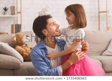 Playing for her. stock photo © Fisher