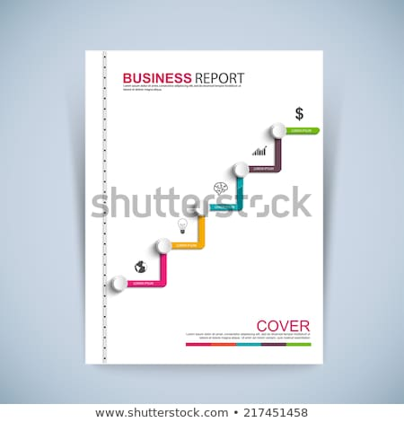 Sucesso negócio livro título 3D imagem Foto stock © tashatuvango
