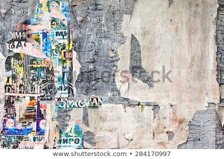 groot · billboard · snelweg · 3d · render · auto · straat - stockfoto © sommersby