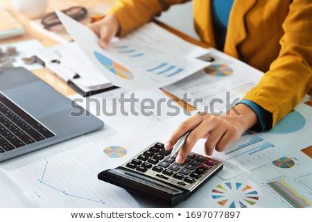 Stock fotó: Pénzügyek · üzlet · kollázs · különböző · bankjegyek · érmék