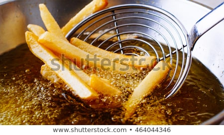 Deep Fry Stock photo © Lightsource