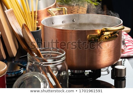 Boil Contaminated Water Stock photo © Lightsource