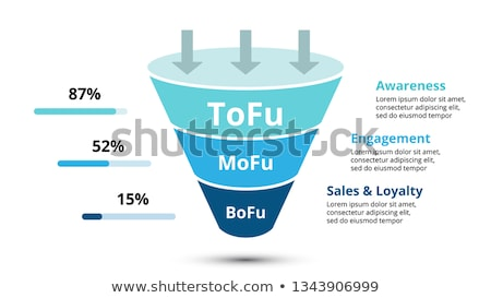 Steps of the Sales Process Stock photo © olivier_le_moal