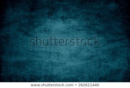 blue canvas grunge background stock photo © grafvision