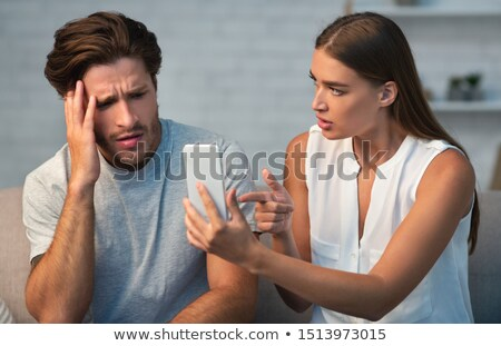 Infidelity Stock photo © naffarts