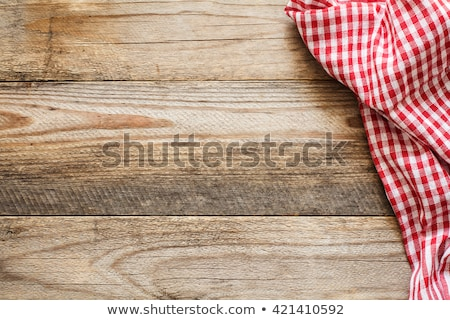 menü · ahşap · masa · restoran · gıda · tablo · içmek - stok fotoğraf © magraphics