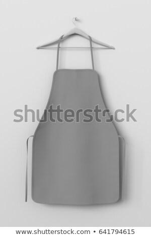 白 黒 孤立した グレー 勾配 ストックフォト © barbaliss