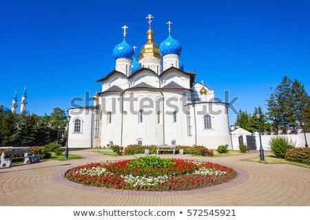 Palace church, Kazan Stock photo © borisb17
