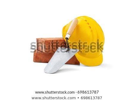 Bricklayer's Trowel Stock photo © Stocksnapper