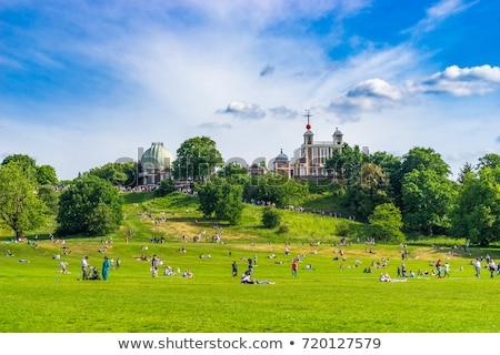 парка королевский Лондон весны трава город Сток-фото © jayfish