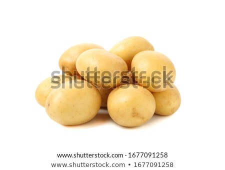 group of new potatoes Stock photo © Digifoodstock