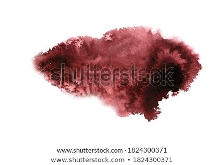 Red Blot Stock photo © adamson