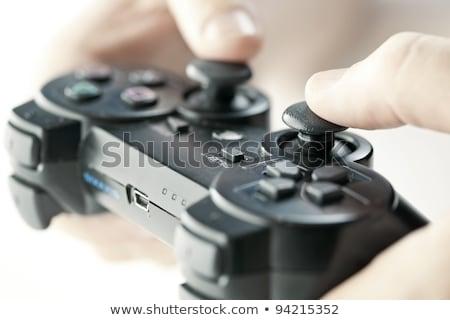 Mannelijke hand draadloze inzicht opschrift Stockfoto © ra2studio