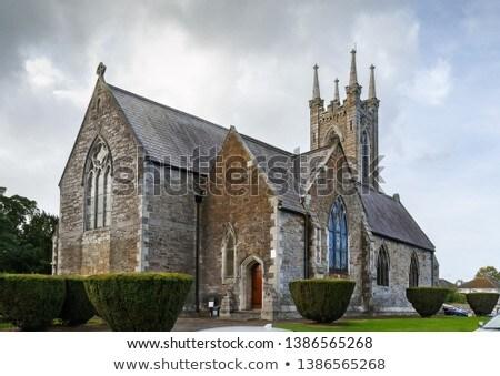 Saint Brigid's Church, Dublin, Ireland Stock photo © borisb17