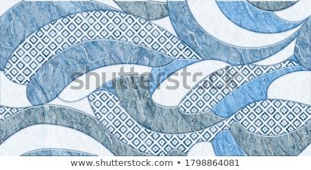 Chodniku wzór tekstury drogowego budowy ściany Zdjęcia stock © Witthaya