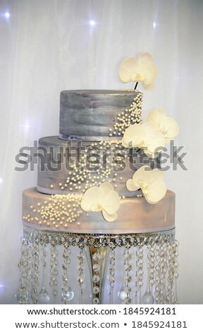 свадьба цветы букет желтый роз Сток-фото © pumujcl