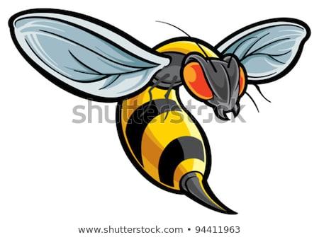 Animal Mascot Bee Sting Stock photo © lenm