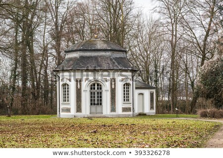 Palais Allemagne Voyage château architecture romantique Photo stock © borisb17