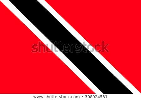 Flag of Trinidad and Tobago Stock photo © cla78