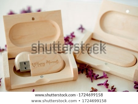 data transfer concept purple vintage design stock photo © tashatuvango