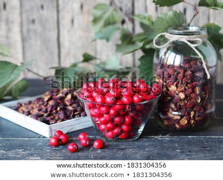 чай · природы · фрукты · фон · зеленый · пить - Сток-фото © agfoto
