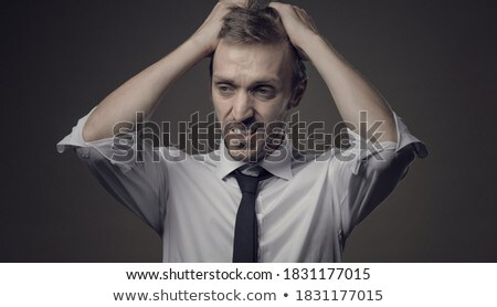 Businessman has made a loss Stock photo © photography33