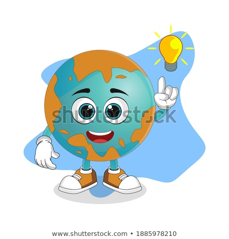 globe earth vector icons themes idea design stock photo © kiddaikiddee