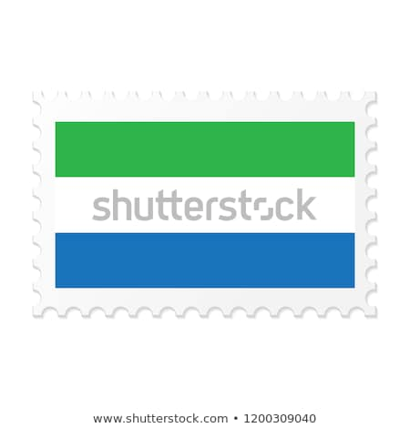 mail to-from Sierra Leone Stock photo © perysty
