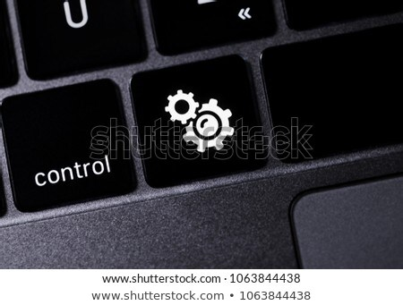 World News Concept on white Keyboard Button. Stock photo © tashatuvango