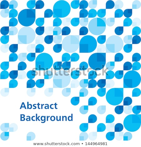 Waterdruppel abstract grafisch ontwerp sjabloon illustratie business Stockfoto © haris99