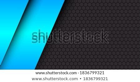 аннотация темно черный геометрический материальных Сток-фото © kurkalukas