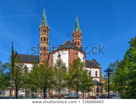 Wurzburg Cathedral, Germany Stock photo © borisb17