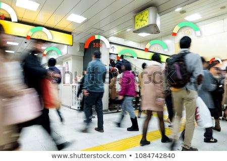 Sociale score public crédit humaine analytics Photo stock © Lightsource