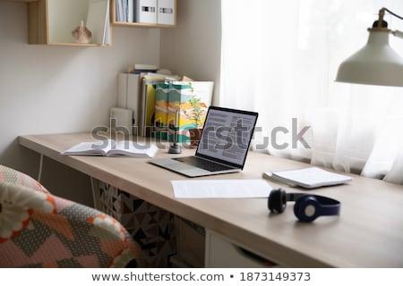 作業 職場 現代の フリーランス ストックフォト © pressmaster