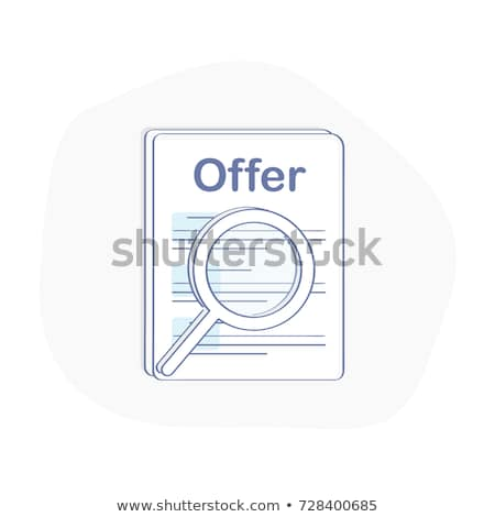 Hunter Icon Vector Outline Illustration Stock photo © pikepicture