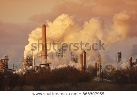 Smoke Stacks Stock photo © THP