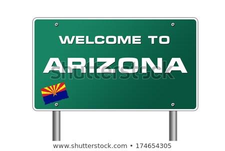 Phoenix Highway  Sign stock photo © kbuntu