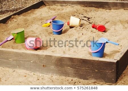 sandbox Stock photo © ivonnewierink